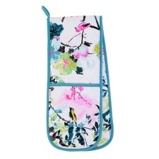 Chinoiserie Double Oven Glove