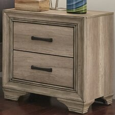 Payne 2 Drawer Nightstand by Laurel Foundry Modern Farmhouse