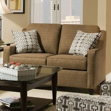 Simmons Upholstery Destin Solid Hide-A-Bed Sleeper Sofa