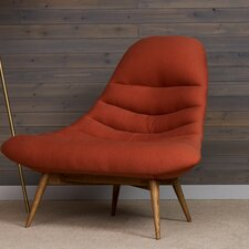 Christine Midcentury Modern Lounge Chair by Corrigan Studio