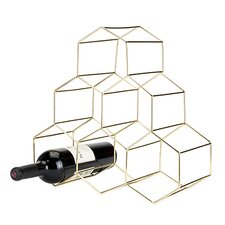 Belmont™ Geomatric 6 Bottle Tabletop Wine Bottle Rack