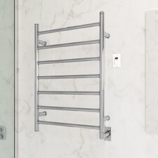 Comfort Wall Mount Electric Towel Warmer with Timer