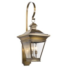 Philips 3-Light Outdoor Wall Lantern