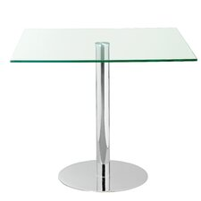 "Lucent 36"" Square Cafe Table"