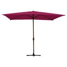 7' x 10' Rectangular Market Umbrella