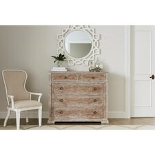 Juniper Dell 5 Drawer Media Chest with Mirror by Stanley Furniture