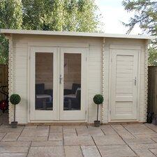 Delamere 10 x 8 Ft. Log Cabin