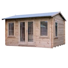 13 x 10 Ft. Log Cabin