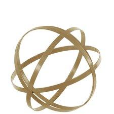 Dyson 4 Circle Metal Orb Sculpture