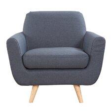 Mid-Century Modern Accent Armchair