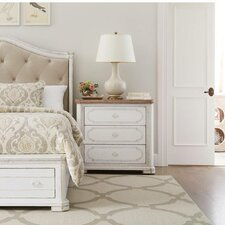 Juniper Dell 3 Drawer Bachelor's Chest by Stanley Furniture