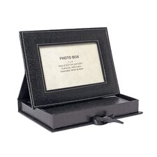 picture frame box with journal