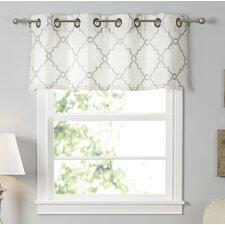 """Winnett Light-Filtering 50"""" Curtain Valance"""