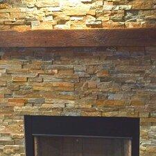 Reclaimed Barn Beam Fireplace Mantel Shelf