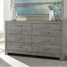 Culverbach 6 Drawer Dresser