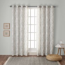 Modern Curtains Drapes Allmodern