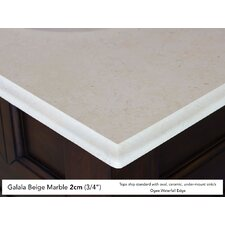 Providence 72 Double Cottage White Bathroom Vanity Set by James Martin Furniture