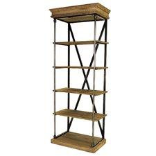Pinehurst 78 Etagere Bookcase by Reual James