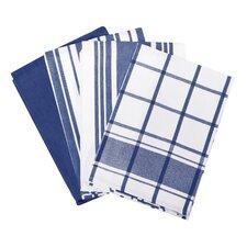 4 Piece Woven Dishcloth Set