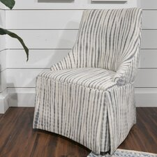 Seville Skirted Side Chair by Imagine Home