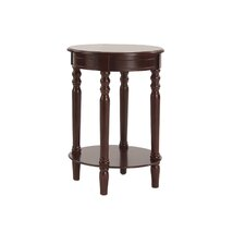 Gages Chairside Table by Charlton Home