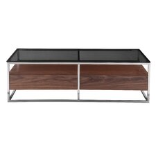Wendy 3 Piece Coffee Table Set by Wade Logan