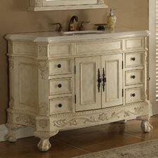 Chelsea 48 Single Bathroom Vanity by Durian, Inc.