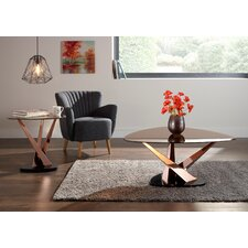 Larissa Occasional 2 Piece Coffee Table Set