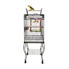 Gama Bird Cage with Removable Tray