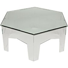 Kame Acrylic Coffee Table by Noir