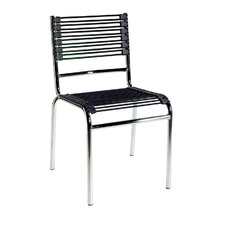 Hailee Metal Stacking Guest Chair (Set of 4)