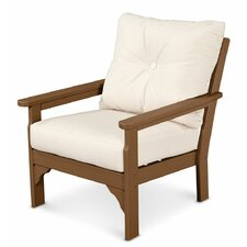 Vineyard Deep Seating Chair with Cushions