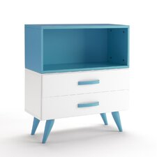 Pamplona 2 Drawer Chest of Drawers