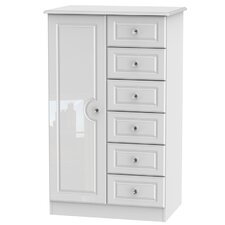 Balmoral Child 1 Door Wardrobe