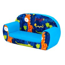 Jungle Fever Children's Sofa