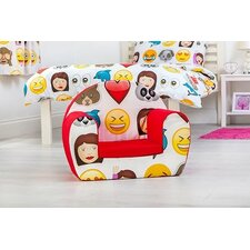 Emoji Children's Club Chair