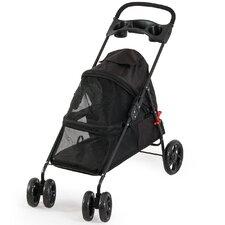 4 Wheel Cat/Dog Pet Standard Stroller