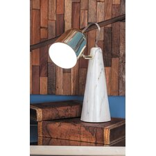 """Metal/Ceramic 16"""" Task Lamp"""