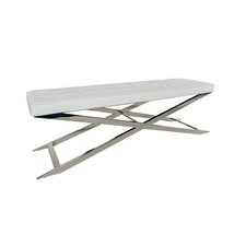 Upholstered Dining Bench by UrbanMod