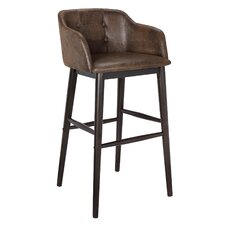 "Axis 30.9"" Bar Stool with Cushion (Set of 2)"