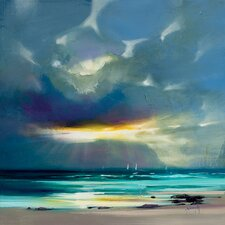 Leinwandbild West Coast Blues lI von Scott Naismith