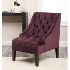 Judy Tufted Armchair by House of Hampton