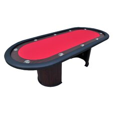 96 Texas Holdem Casino Poker Table by IDS Online Corp