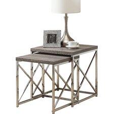 Baez 2 Piece Nesting Table Set