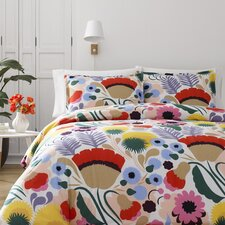 Ojakellukka Reversible Duvet Cover Set