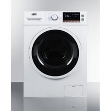 2 cu. ft. All In One Combo Washer and Electric Dryer