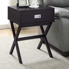 Kathleen 1 Drawer End Table