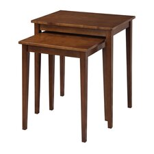 Williams 2 Piece Nesting Tables