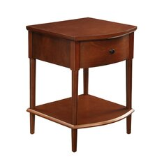 Summitville End Table by Charlton Home