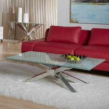 Lesly Coffee Table by Wade Logan